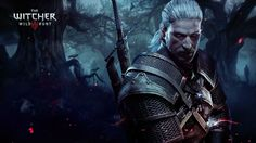 Vídeo Game The Witcher 3: Wild Hunt  The Witcher Geralt Of Rivia Papel de Parede