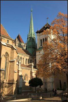 Catedral Ginebra