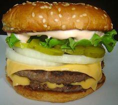 Top Secret Recipes | Burger King Big King Recipe