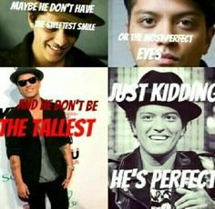Bruno Mars......<3