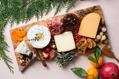 How to Make a Cheese Board in Under Five Minutes