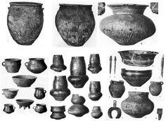 Doba bronzová | Město Buštěhrad Bronze, Vase, Painting, Home Decor, Decoration Home, Room Decor, Painting Art, Paintings, Jars