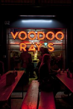Voodoo Ray's Pizza – London - The Cool Hunter