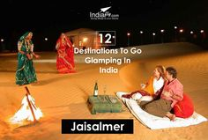 12 Destinations To Go Glamping In India Know Holiday packages visit : http://www.indiafly.com/