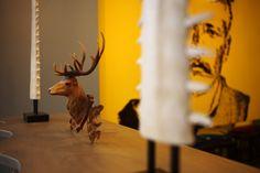 Moose Art, Jewellery, Animals, Jewels, Animales, Animaux, Schmuck, Animal, Animais