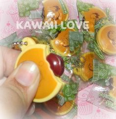 Doraemon Squishy Jelly filled Charm