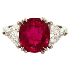 verry interesting.  4.02 all-natural oval cut ruby.