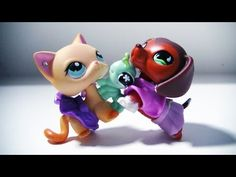 Littlest Pet Shop: Popular (Episode #23: The Claws Come Out) EPISODE 24 IS OUT!