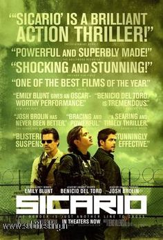 Easy and free way to download greek subtitles for Sicario ETRG - http://www.subtitlesking.in/subtitle/sicario-etrg-greek-subtitles-107095.htm - Dont forget to rate and share if these greek subtitles match and work for your Sicario