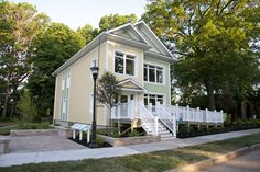 Passive House Example: PNC SmartHome | Credit: The Cleveland Museum of Natural History