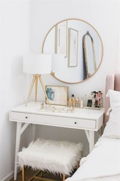 Bedroom Makeover Reveal - Money Can Buy Lipstick #HomeDecorIdeas