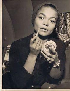 Eartha Kitt, 1957