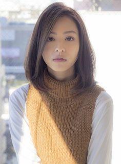 【ミディアム】ナチュラル大人ロブ/AFLOAT JAPANの髪型・ヘアスタイル・ヘアカタログ 2016冬春