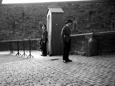 Cameronians at Edinburgh Castle 1965