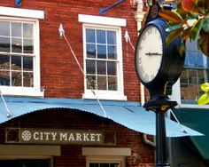 Travel Photography Savannah's City Market by PetitePastiche, $30.00
