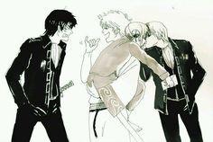 Read Chap 17 from the story Doujinshi về cặp OkiKagu by (Noel. Manga Anime, Anime Oc, Anime Couples Manga, Cute Anime Couples, Kawaii Anime, Gintama Wallpaper, Otaku Issues, Manga Cute, Okikagu