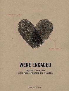 brollop inbjudan forlovning inspiration tips ide