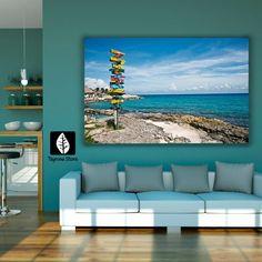 Cuadro Decorativo Tayrona Store Para Sala o Alcoba Playa 04
