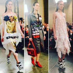 @christopherkane #londonfashionweek #london #lfwaw17 #lfw by @deborahlatouche  via ELLE ITALIA MAGAZINE OFFICIAL INSTAGRAM - Fashion Campaigns  Haute Couture  Advertising  Editorial Photography  Magazine Cover Designs  Supermodels  Runway Models