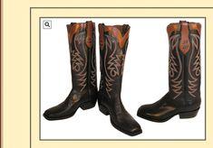 Legendary Custom Cowboy Boots