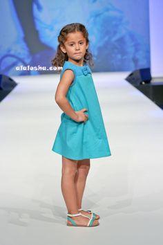 ALALOSHA: VOGUE ENFANTS: TRUSSARDI JUNIOR SS14 ( Children's Fashion Cologne)