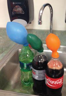 Global Teacher Connect: Science Experiment - Pop Rocks & Soda