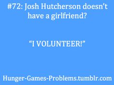 I will definitely volunteer <3