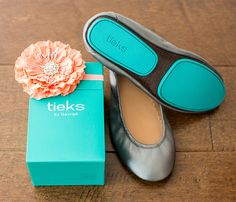 I'm constantly on a hunt for comfortable flats, and have tried countless brands. The latest to catch my eye is Tieks by Gavrieli. For those of you who don't know, Tieks are an update on the classic…