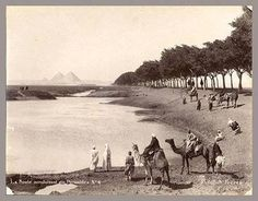Las Piramides 1890