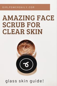 Heal Your skin with these amazing DIY face Scrubs. Natural homemade face Scrubs made with natural ingredients found in your kitchen. So implement these amazing Face Scrubs in your natural skincare routine and heal your skin for good.