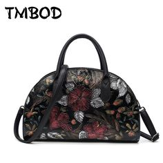 36.10$  Buy here - http://alit3v.shopchina.info/go.php?t=32805336313 - NEW 2017 Brand Casual Painted Flowers Tote Satchels Lady Bag Women PU Leather Handbags Ladies Crossbody Bags Bolsas an642  #magazineonlinebeautiful