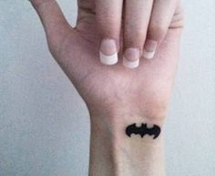 Image result for batman tatuagem