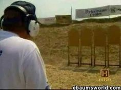 This is what I think of when I hear gun control.
