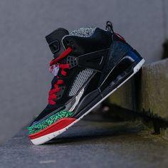 f22fb8fcdeacbb Air Jordan Spizike Sneakers Gadgets And Gizmos