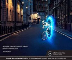 #DidYouKnow that collision prevention assist uses radar to constantly monitor closing speeds between your #MercedesBenz and the moving vehicles around it. If the system determines that a collision is likely, it can help you apply the ideal level of braking. #TeamStanmar