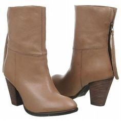 Diba Can A Pea Boots (Taupe Leather) - Women's Boots - 8.5 M