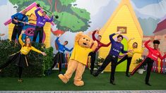 A controversial Coalition senator has launched an attack on children's entertainment group The Wiggles for adding four new racially diverse characters to its line-up. Four new members will join the existing ensemble of Anthony, Simon, Emma and Lachy in a bid to make it more culturally inclusive. Tsehay Hawkins, 15, is originally from Ethiopia and will wear red; Evie Ferris is a 24-year-old Indigenous woman who will wear blue; Kelly Hamilton, 45, is Asian-Australian and will wear yellow; and John Justice Crew, News Corp, The Wiggles, Wear Red, 24 Years Old, Tv On The Radio, Social Issues, Evie, Ethiopia
