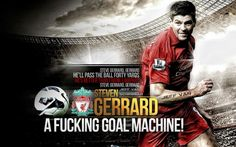 Download HD Steven Gerrard Liverpool 2012-2013  Best HD Wallpaper