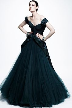 Zac Posen Resort 2013 - Collection - Gallery - Look 1 - Style.com