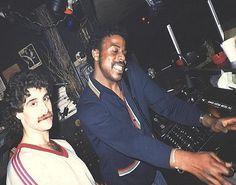 David DePino and Tee Scott at Better Days