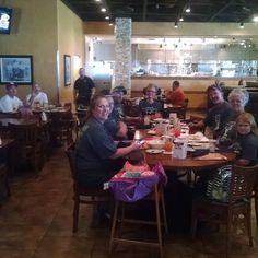 After party at Granite City Wichita! #mdawichita #musclewalkwichita