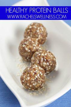 protein balls RW