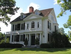 Historic Homes in CT