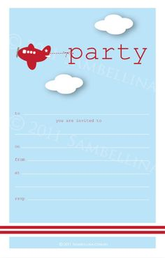 birthday party program template google search ideas for the