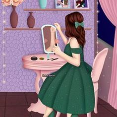 Find images and videos on We Heart It - the app to get lost in what you love. Girly M, Lovely Girl Image, Girls Image, Beautiful Little Girls, Cute Girls, Mother Daughter Art, Best Friend Drawings, Cute Cartoon Girl, Cute Girl Drawing