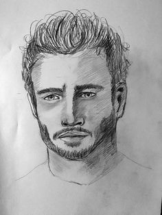 Bleistift Zeichnung (Pencil Drawing)