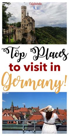 If you're considering traveling to Europe, you should definitely add Germany to your Bucket List! Germany certainly has plenty of castles, fairy-tale villages and places of wonder that really… North Rhine Westphalia, Germany Europe, Germany Travel, Top Place, Nice Place, Beautiful Castles, Beautiful Places, Maui Vacation, France Travel