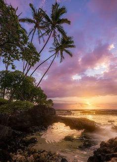 Muana Lani, Kona side of Hawaii