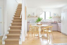 How We Installed A Stair Runner | Young House Love