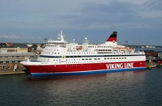 Viking Line Viking Line, Days Out, Water Sports, Housekeeping, Finland, Vikings, Cruise, Ships, Branding